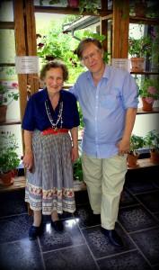 Kari Frisell og Rolf Nykmark 22.juli 2013