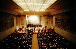 Universitetets Aula - Groven konsert 2001