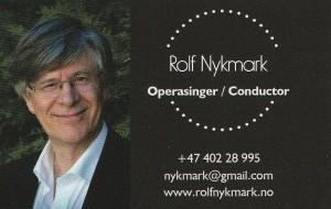 VISITTKORT Nykmark Rolf 2016